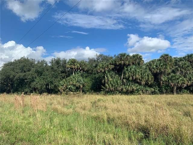 6742 NW 58TH Lane, Okeechobee, FL 34972 (MLS #OK219680) :: Key Classic Realty