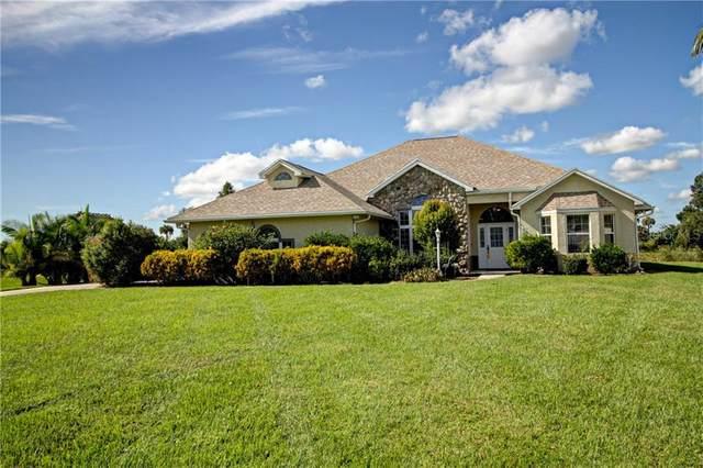 2185 SE 9TH Avenue, Okeechobee, FL 34974 (MLS #OK219686) :: The Robertson Real Estate Group