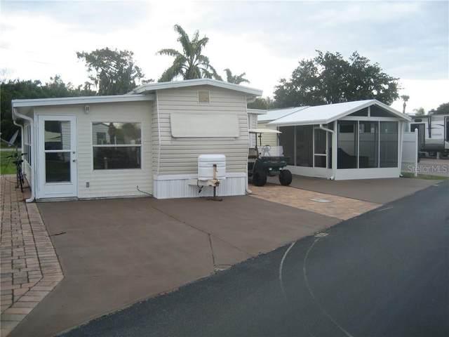 7950 Hwy 78 W #159, Okeechobee, FL 34974 (MLS #OK219701) :: Rabell Realty Group