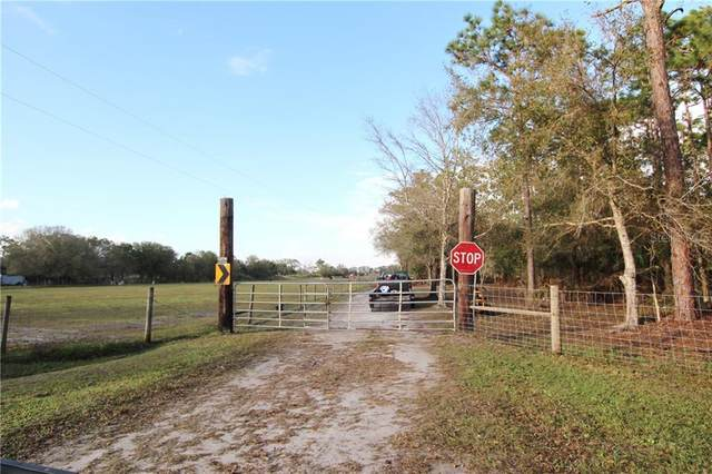 16855 NW 203RD Street, Okeechobee, FL 34972 (MLS #OK219777) :: Premier Home Experts