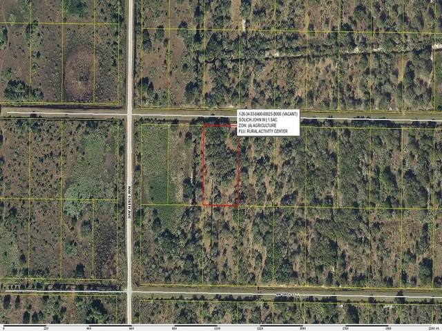 17486 NW 260TH Street, Okeechobee, FL 34972 (MLS #OK219787) :: Everlane Realty