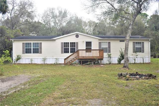 2110 NW 36TH Terrace, Okeechobee, FL 34972 (MLS #OK219799) :: Lockhart & Walseth Team, Realtors