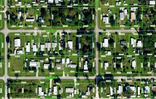 17400 Broadland Lane, Okeechobee, FL 34974 (MLS #OK219867) :: Expert Advisors Group