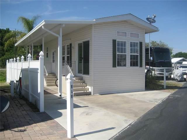 7950 Hwy 78 W #157, Okeechobee, FL 34974 (MLS #OK220028) :: Coldwell Banker Vanguard Realty