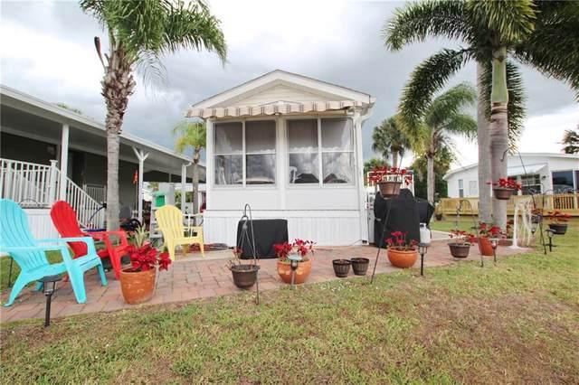 6576 SE 52ND Lane #15, Okeechobee, FL 34974 (MLS #OK220073) :: Coldwell Banker Vanguard Realty