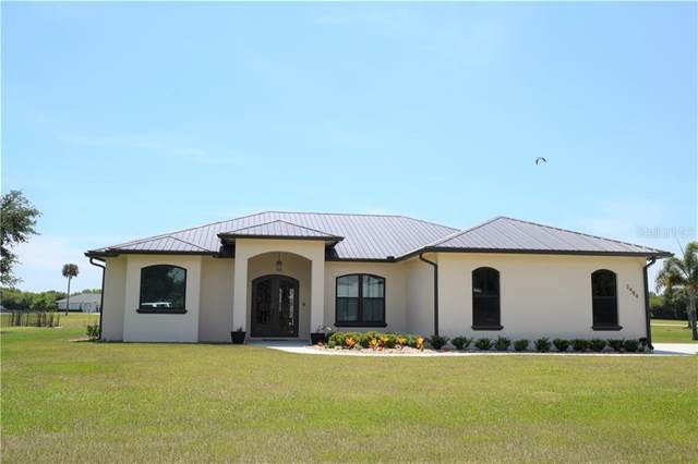2484 SW 33RD Circle, Okeechobee, FL 34974 (MLS #OK220080) :: Griffin Group