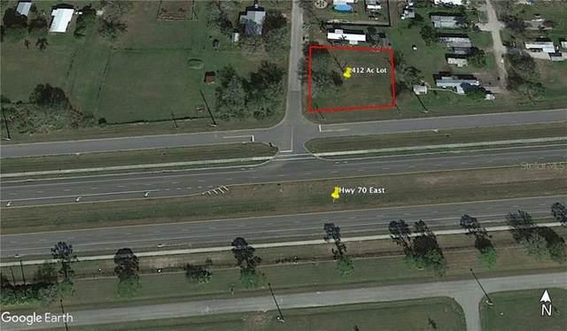 NE 42ND Terrace, Okeechobee, FL 34972 (MLS #OK220090) :: Armel Real Estate