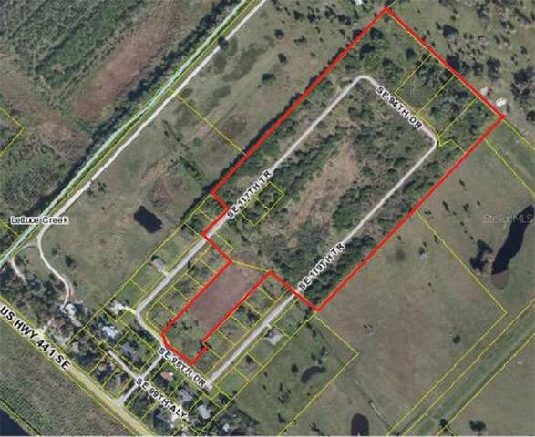 SE 119TH Trail, Okeechobee, FL 34974 (MLS #OK220114) :: Everlane Realty