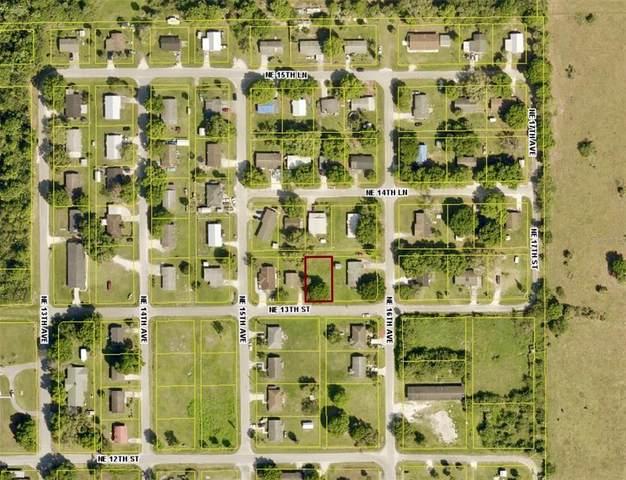 1561 NE 13TH Street, Okeechobee, FL 34972 (MLS #OK220157) :: Armel Real Estate