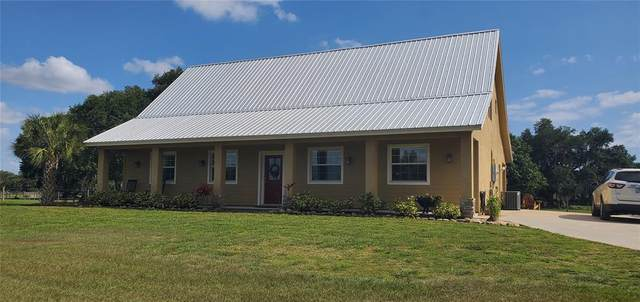 9745 SE 57TH Drive, Okeechobee, FL 34974 (MLS #OK220168) :: The Kardosh Team