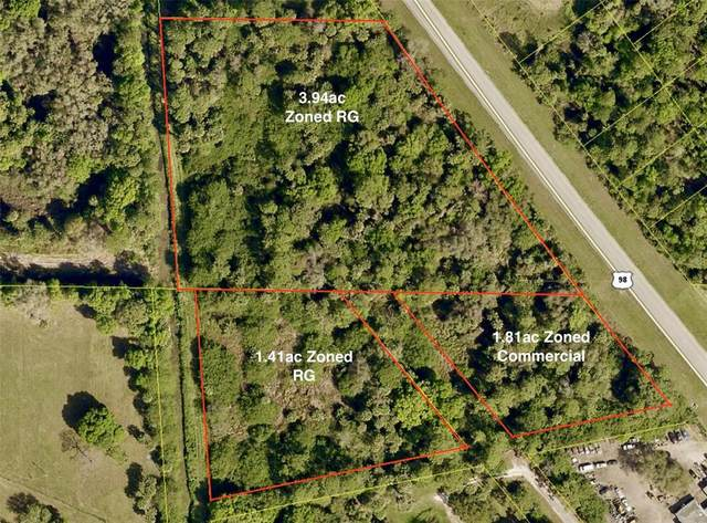 2483 Hwy 98 N, Okeechobee, FL 34972 (MLS #OK220171) :: Kelli and Audrey at RE/MAX Tropical Sands