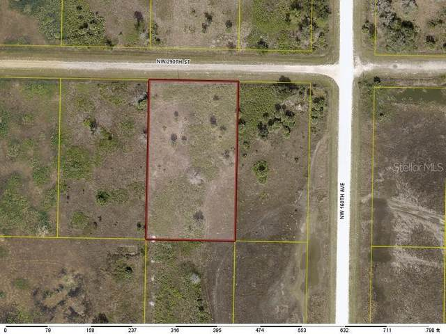 16058 NW 290TH Street, Okeechobee, FL 34972 (MLS #OK220201) :: Armel Real Estate