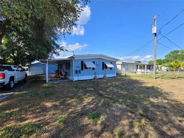 1082 22ND Street, Okeechobee, FL 34974 (MLS #OK220214) :: Zarghami Group