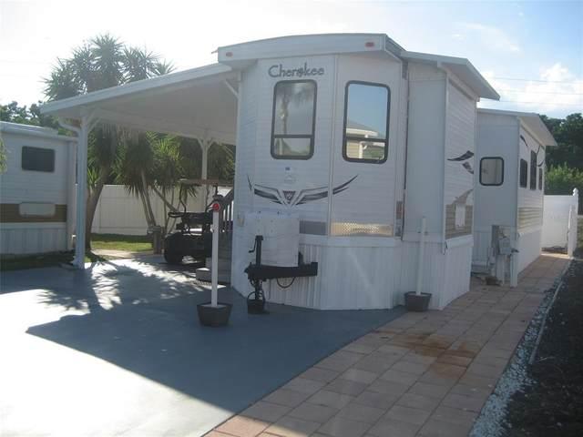 7950 Hwy 78 W #153, Okeechobee, FL 34974 (MLS #OK220254) :: Rabell Realty Group