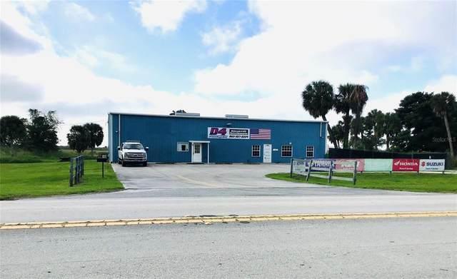 1460 Hwy 78 W, Okeechobee, FL 34974 (MLS #OK220260) :: Zarghami Group