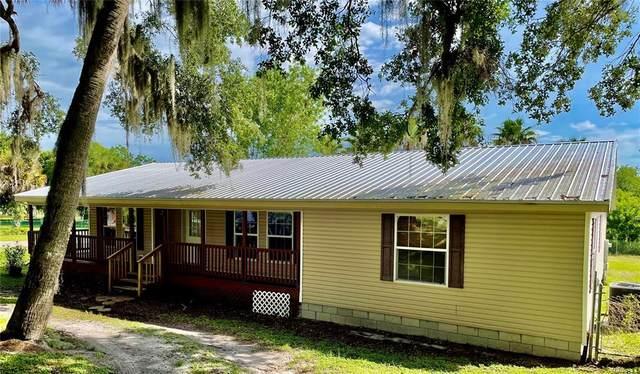 11789 SE 118TH Trail, Okeechobee, FL 34974 (MLS #OK220295) :: Rabell Realty Group
