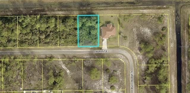 1119 Capri Street E, Lehigh Acres, FL 33974 (MLS #OK220411) :: The Price Group