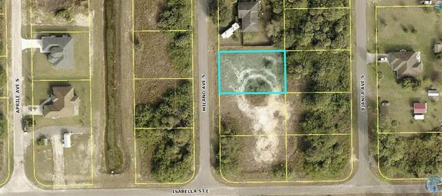 719 Milano Avenue S, Lehigh Acres, FL 33974 (MLS #OK220412) :: The Price Group