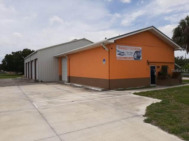 1127 SW Park Street, Okeechobee, FL 34974 (MLS #OK220428) :: Cartwright Realty