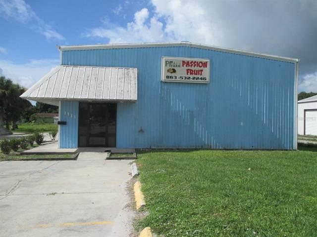 1113 SW Park Street, Okeechobee, FL 34972 (MLS #OK220435) :: Cartwright Realty