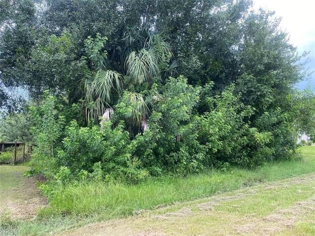 3427 NW 37TH Avenue, Okeechobee, FL 34972 (MLS #OK220457) :: Gate Arty & the Group - Keller Williams Realty Smart