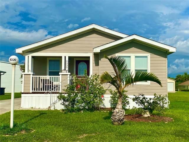 4330 SW 9TH Way, Okeechobee, FL 34974 (MLS #OK220460) :: GO Realty