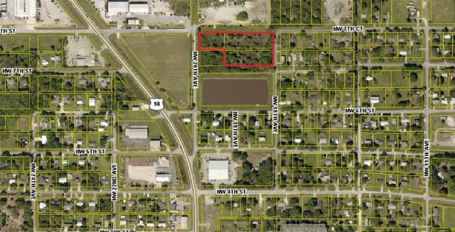 NW 15TH Avenue, Okeechobee, FL 34972 (MLS #OK220464) :: Zarghami Group