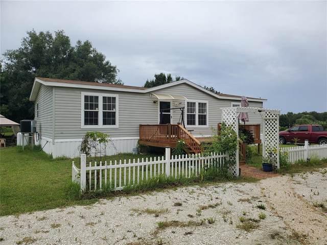 19413 NW 260TH Street, Okeechobee, FL 34972 (MLS #OK220487) :: Gate Arty & the Group - Keller Williams Realty Smart