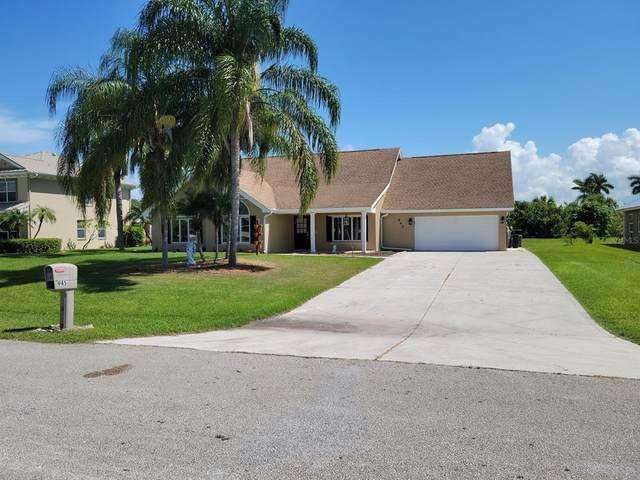 945 SE 23RD Street, Okeechobee, FL 34974 (MLS #OK220529) :: Zarghami Group