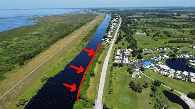 SE 127TH Terrace, Okeechobee, FL 34974 (MLS #OK220581) :: Delgado Home Team at Keller Williams