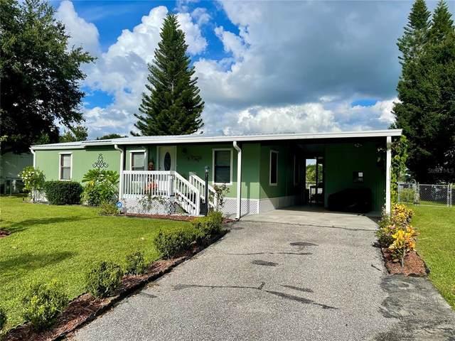 2802 SE 18TH Terrace, Okeechobee, FL 34974 (MLS #OK220617) :: Carmena and Associates Realty Group