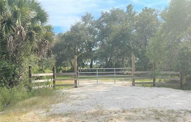16730 NW 203RD Street, Okeechobee, FL 34972 (MLS #OK220624) :: Team Bohannon