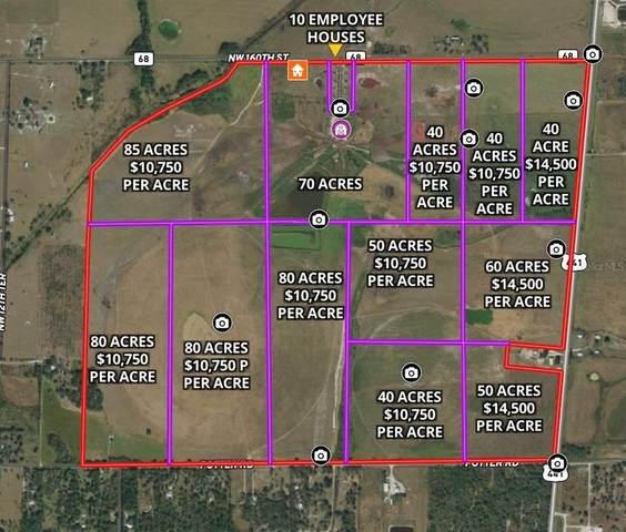 995 NW 144TH Drive, Okeechobee, FL 34972 (MLS #OK220641) :: Everlane Realty