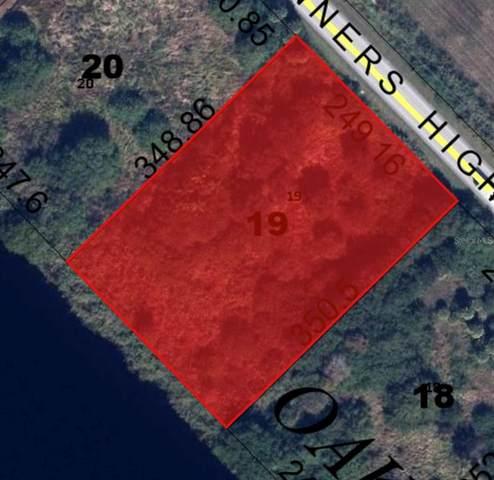 7450 SW Conners Highway, Okeechobee, FL 34974 (MLS #OK220703) :: Griffin Group