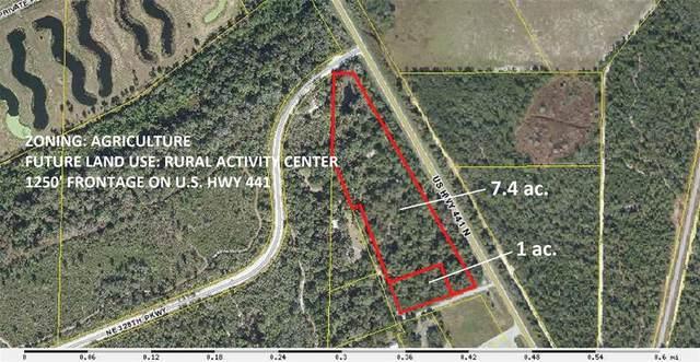 Hwy 441 N, Okeechobee, FL 34972 (MLS #OK220710) :: Rabell Realty Group