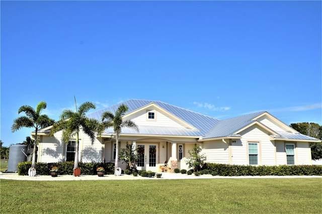 549 SW 86TH Avenue, Okeechobee, FL 34974 (MLS #OK220728) :: RE/MAX Elite Realty