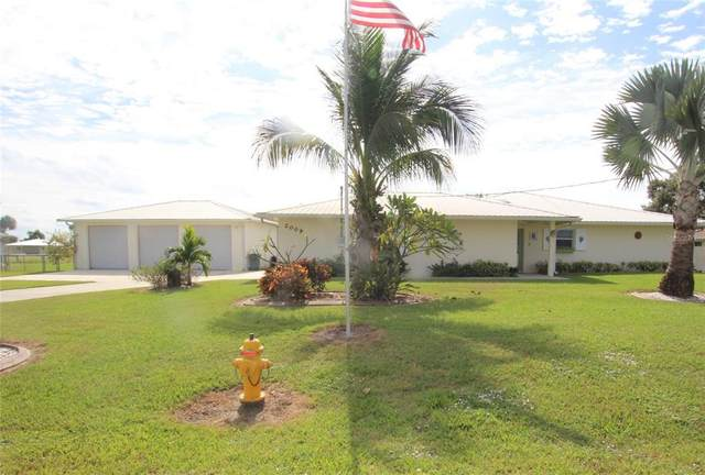 2009 Hunter Road, Okeechobee, FL 34974 (MLS #OK220741) :: Century 21 Professional Group