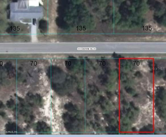 0 SW Marine Boulevard, Dunnellon, FL 34431 (MLS #OM514292) :: Better Homes & Gardens Real Estate Thomas Group
