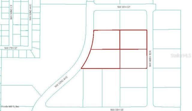 1 NW Ocala Intl Com Park Phase 2, Ocala, FL 34482 (MLS #OM516107) :: Premier Home Experts