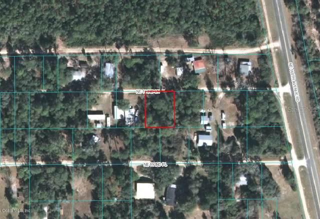 0 NE 192 Lane, Fort Mccoy, FL 32134 (MLS #OM520166) :: KELLER WILLIAMS ELITE PARTNERS IV REALTY