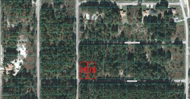 00 SW South Court, Dunnellon, FL 34431 (MLS #OM521291) :: Griffin Group