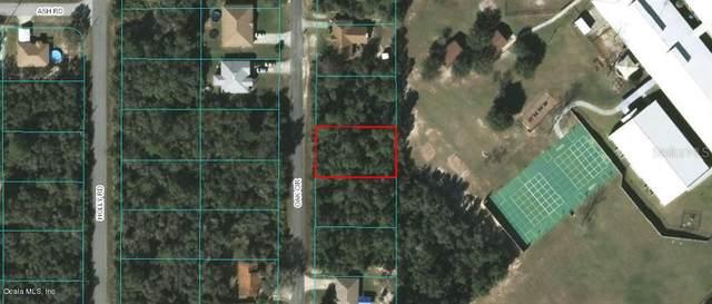 00 Oak Circle, Ocala, FL 34472 (MLS #OM522949) :: KELLER WILLIAMS ELITE PARTNERS IV REALTY