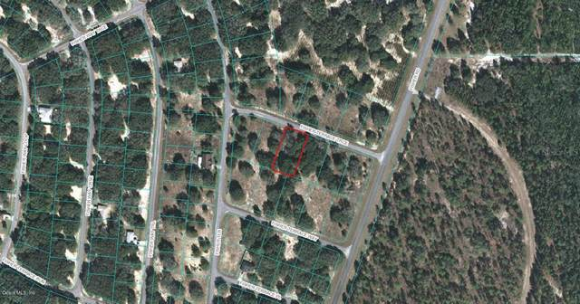 00 Fisher Terrace Trace, Ocklawaha, FL 32179 (MLS #OM522975) :: Griffin Group