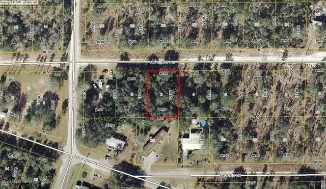 TBD NE 63rd Place, Williston, FL 32696 (MLS #OM523210) :: Better Homes & Gardens Real Estate Thomas Group