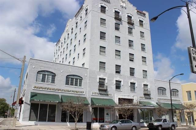108 N Magnolia Avenue #701, Ocala, FL 34475 (MLS #OM525558) :: Lockhart & Walseth Team, Realtors
