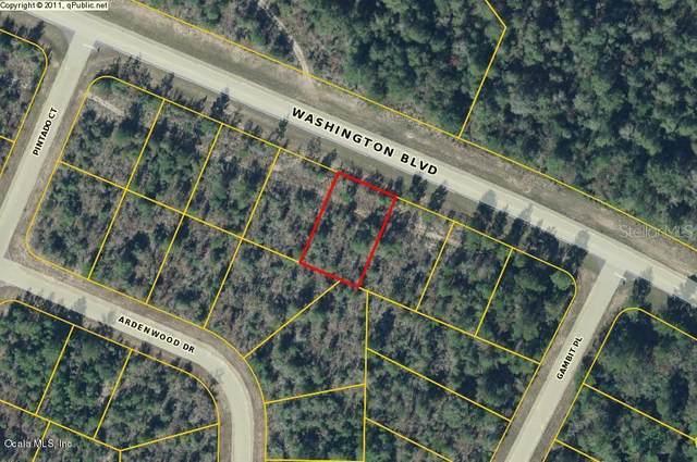 00 Washington Boulevard, Chipley, FL 32428 (MLS #OM528108) :: Bridge Realty Group
