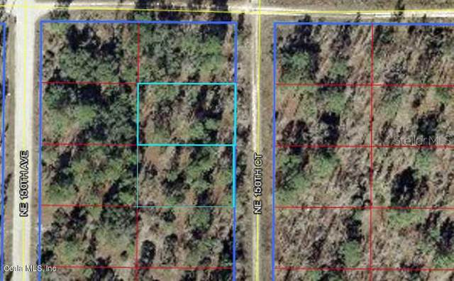 0 NE 150 Court, Williston, FL 32696 (MLS #OM528272) :: New Home Partners