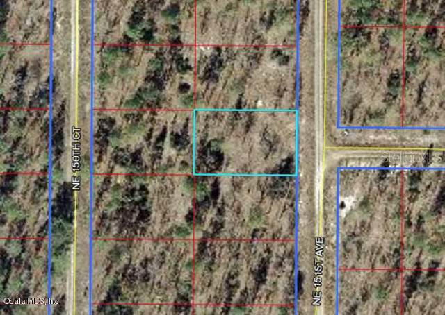 0 NE 151 Avenue, Williston, FL 32696 (MLS #OM528301) :: Aybar Homes