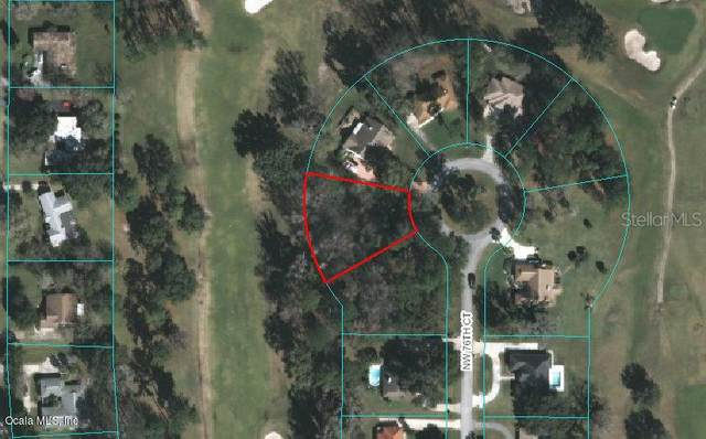 0 NW 76th Court, Ocala, FL 34482 (MLS #OM528600) :: Heckler Realty