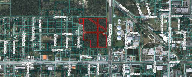 1325 NW 7th Ave, Ocala, FL 34475 (MLS #OM531719) :: Rabell Realty Group